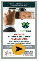 Medical Driving Assessments